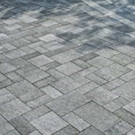 3's Mixed Size Paving